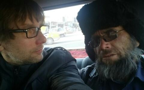 Vahur Laiapea ja Bahretdin Hakimov