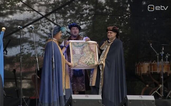 Vana-Liivimaa maapäev aastal 2019.