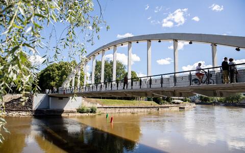 Лето в Тарту.