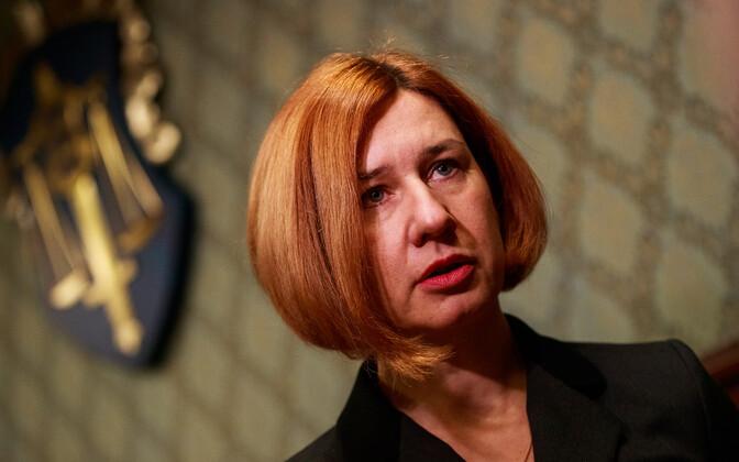Генеральный прокурор Лавли Перлинг.