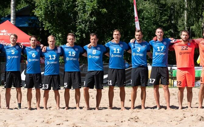 Eesti rannajalgpalli koondis