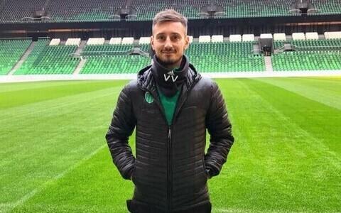 Владимир Васильев в сборной Эстонии займется аналитикой.