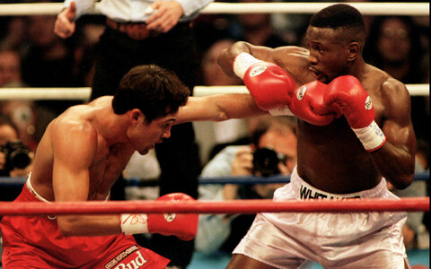 Pernell Whitaker (paremal)