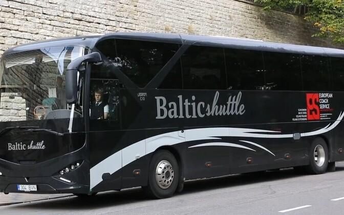 Baltic Shuttle хочет возить пассажиров из Таллинна в Киев.