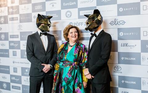 Pimedate ööde filmifestivali juht Tiina Lokk