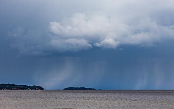 Vihmapilved