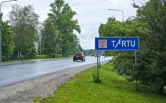 Тарту готовится в концерту Metallica.