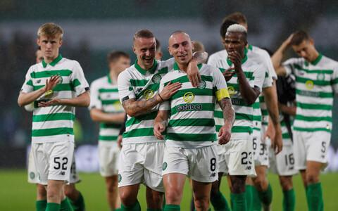Glasgow Celticu mängijad