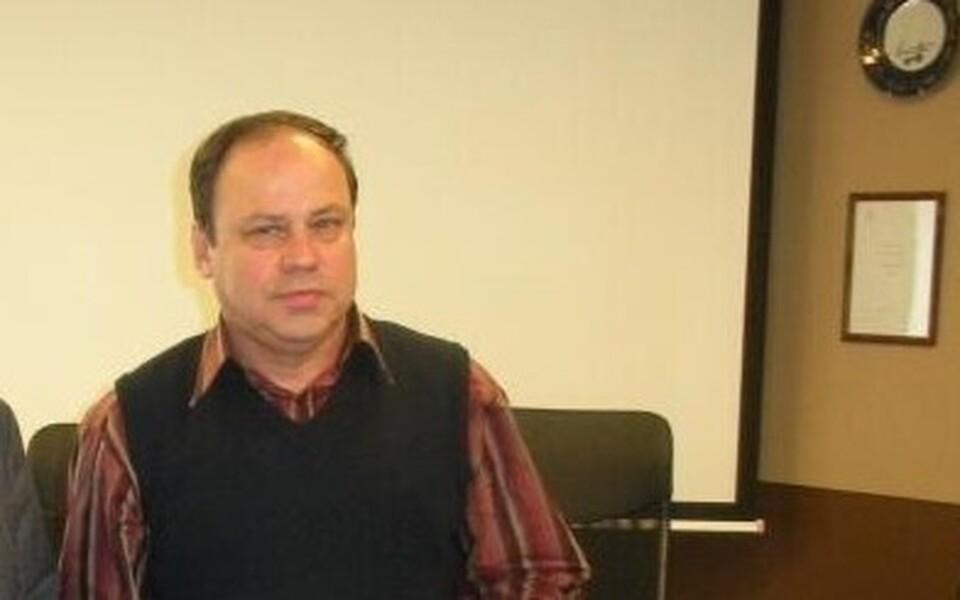 Леонид Пелешев.
