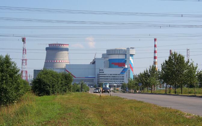 Kalinini tuumaelektrijaam Venemaal Tveri oblastis.