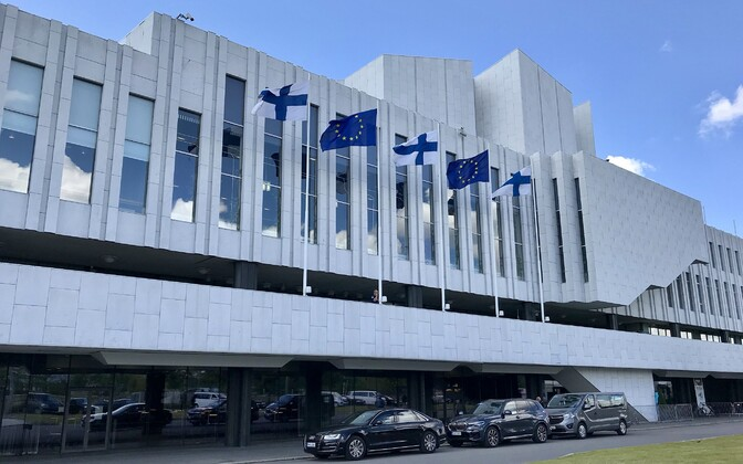 Finlandia hall.