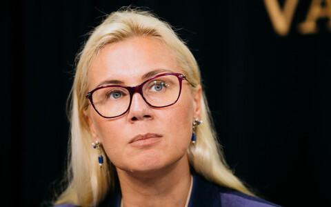 Кандидат в еврокомиссары от Эстонии Кадри Симсон.