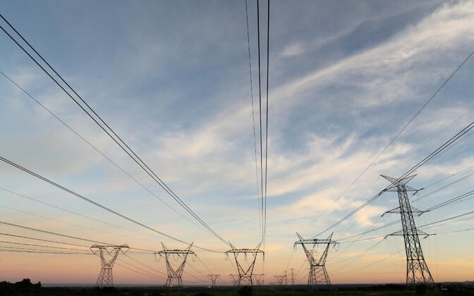Elektriliinid.