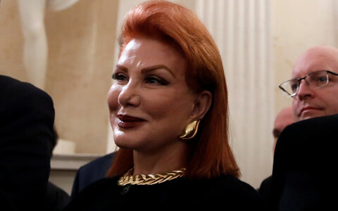 USA suursaadik Poolas Georgette Mosbacher.