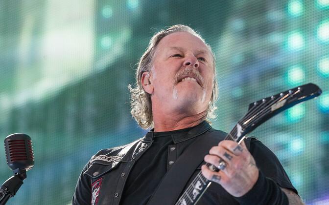 18 июля Metallica выступила в Тарту.