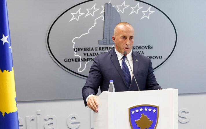 Премьер-министр Косово Рамуш Харадинай.