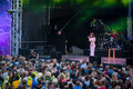 Фестиваль Rock in Haapsalu: Кэти Мелуа, Ленна и Юрга.