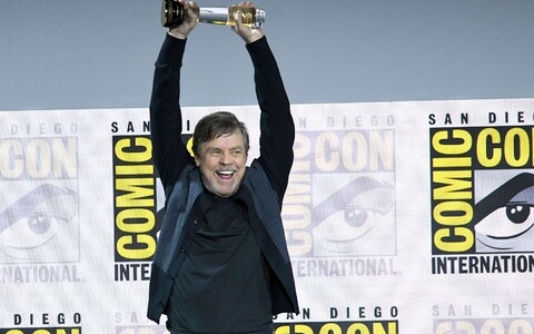 Mark Hamill Comic Conil