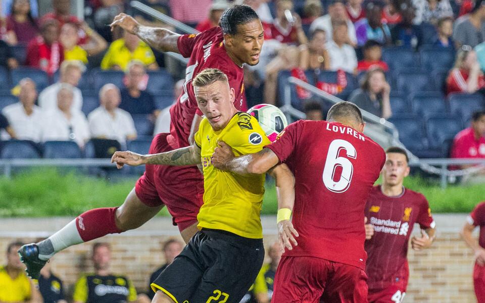 Liverpool - Dortmundi Borussia