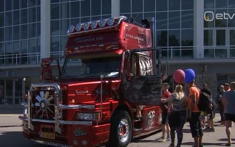 Tallinn Truck Show.