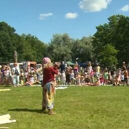 acc1c22d364 Pärnu Rõõmsate Laste festival keskendus õppimisele, muusikale ja käsitööle