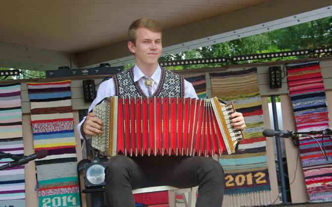 Tänavuse Teppo lõõtsa võistumängimise võitis Rasmus Kadaja
