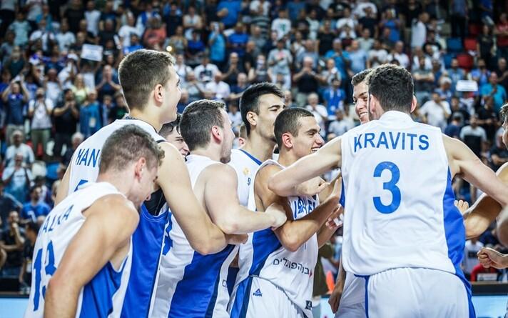 Iisraeli U-20 korvpallikoondis