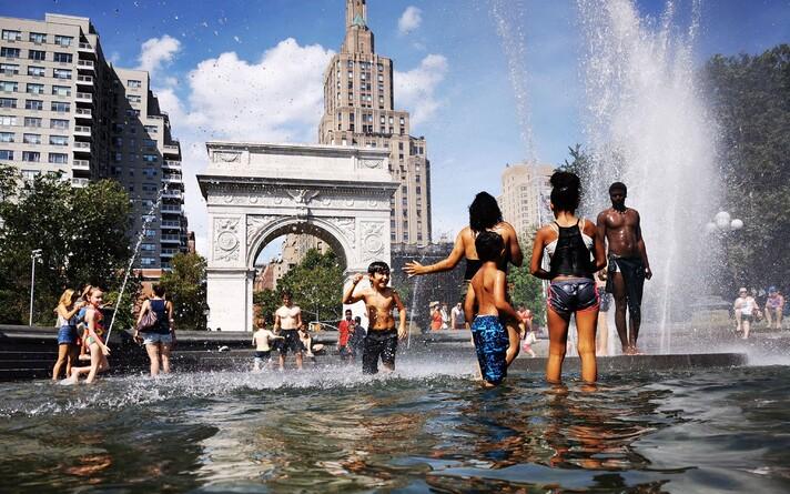 Нью-Йорк, лето 2019 года.