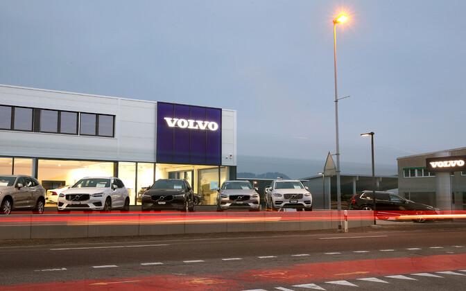 Представительство Volvo