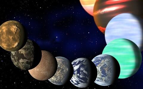 Mõni näeb pildil kosmoseteleskoobiga Kepler avastatud erinevaid planeete, mõni jumalikku pärlikeed.