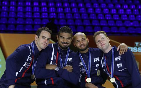 Prantsusmaa meeste epeekoondis
