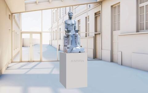 Vergo Verniku skulptuur