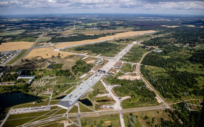 Raadi lennuväli ja Eesti Rahva Muuseum