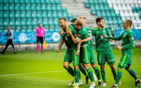 FCI Levadia mängijad