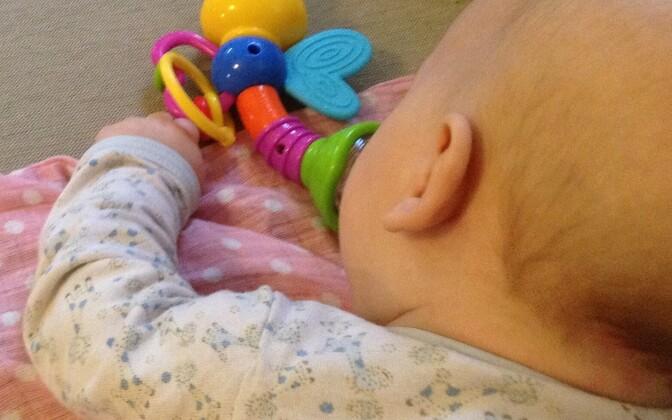 Отказ от вакцинации представлял опасность для жизни малыша. Иллюстративная фотография.