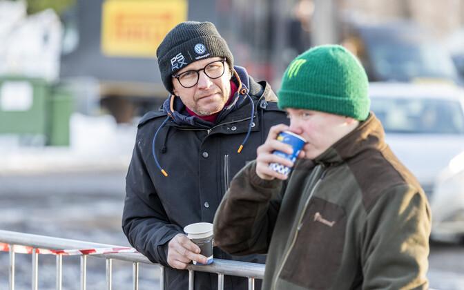 Petter Solberg, Oliver Solberg