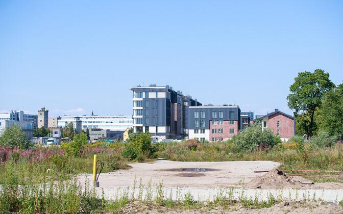 df384d7ccd3 Tallinnasse ehitatakse kümneid uusi moodsaid büroohooneid   Eesti   ERR
