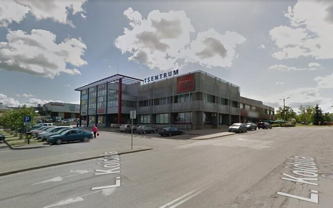 Торговый центр Tsentrum