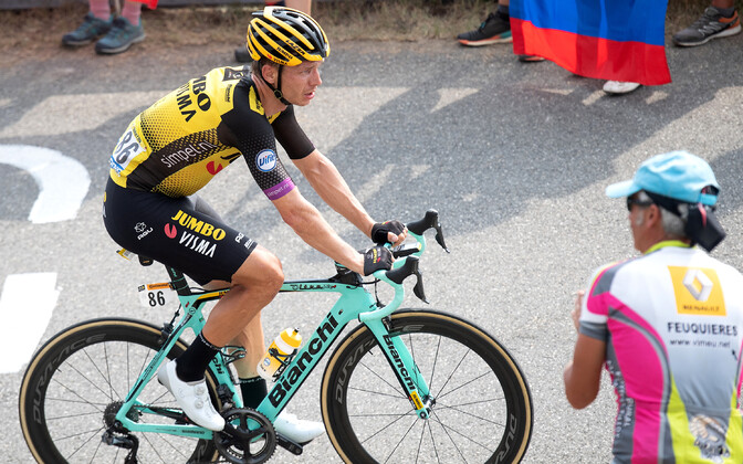Tony Martin Tour de France'il