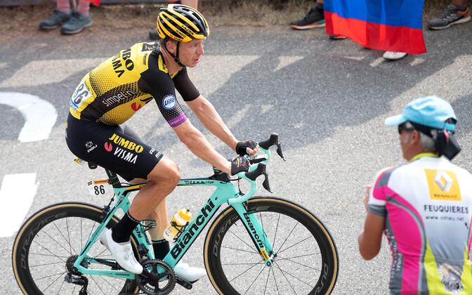 Tony Martin Tour de France'il