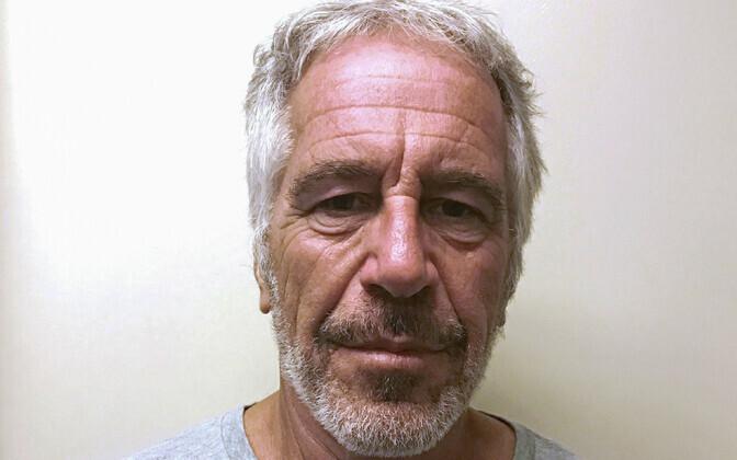 Jeffrey Epsteini foto New Yorgi võimude seksuaalkurjategijate registris.