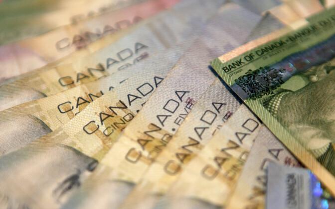 Kanada raha.