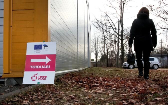 Toiduabipunkt Pärnus