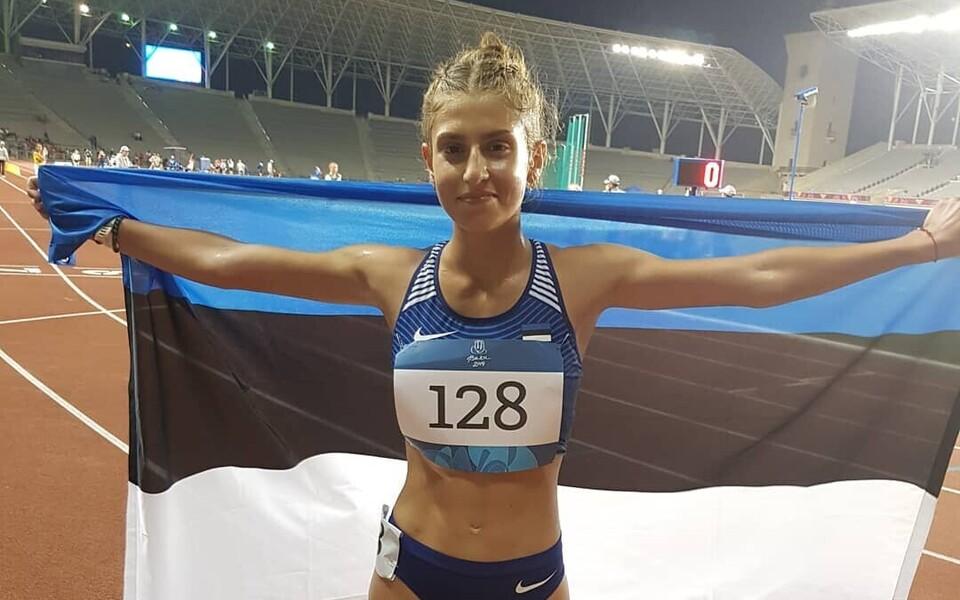 Екатерина Миротворцева.