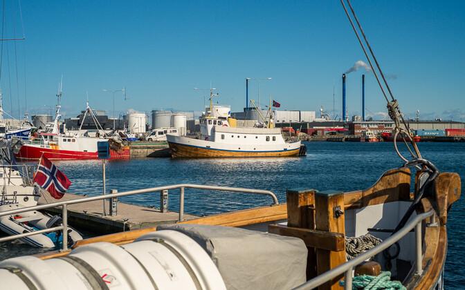 The port of Skagen.