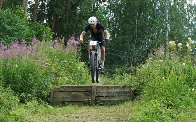 Markus Pajur Eesti maastikukrossi meistrivõistlustel