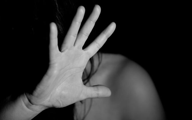 Семейное насилие. Иллюстративная фотография.