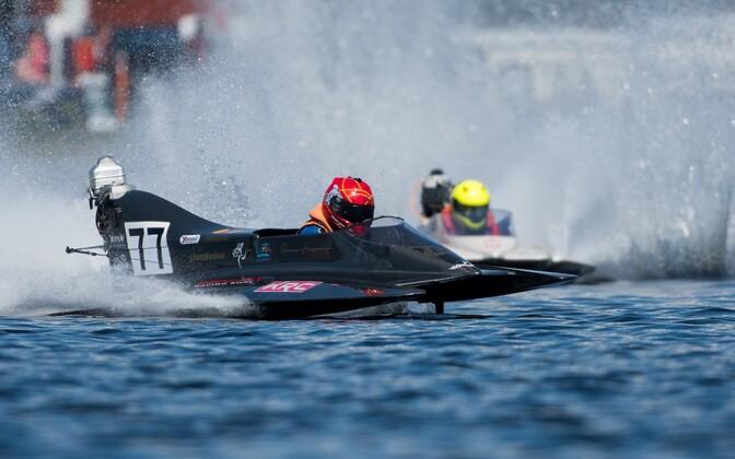 Rasmus Haugasmägi OSY-400 MM-il