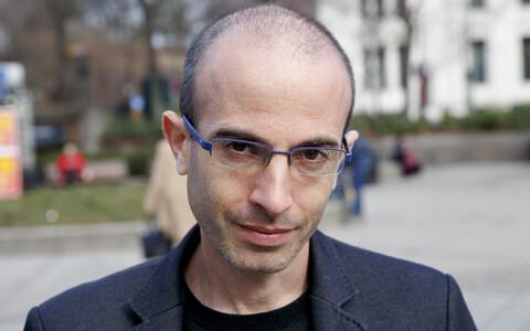 Iisraeli päritolu autor Yuval Noah Harari.