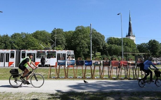 Põhja-Tallinnas kestab fotosuvi.